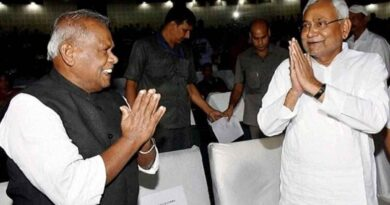 CM से मुलाकात के बाद मांझी ने कांग्रेस-RJD विधायकों को दिया नीतीश के साथ आने का ऑफर, बोले - नीतीश सबके नेता समस्तीपुर Town
