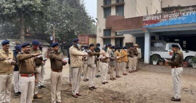 समस्तीपुर में पुलिसकर्मियों ने ली शपथ, सभी बोले- शराब न पीयेंगे, न किसी को पीने देंगे समस्तीपुर Town
