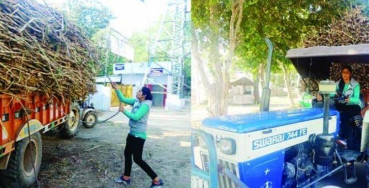 मिसाल : पिता बीमार हैं, 18 साल की उम्र से कर रही है खेती, खुद मंडी लेकर जाती है फसल समस्तीपुर Town