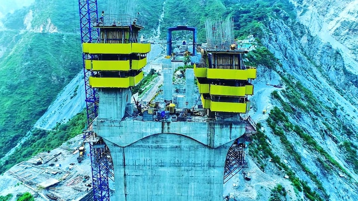 यहां बन रहा है देश का पहला रेलवे केबल स्टे ब्रिज, 473 मी. ऊंचा पुल 96 केबल से मिलेगा सपोर्ट समस्तीपुर Town