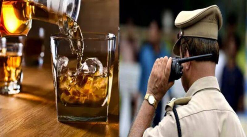 शराबबंदी लागू कराने में लगा सिपाही ही बेच रहा था शराब , घर से बड़ी संख्या में शराब की बाेतलें बरामद समस्तीपुर Town