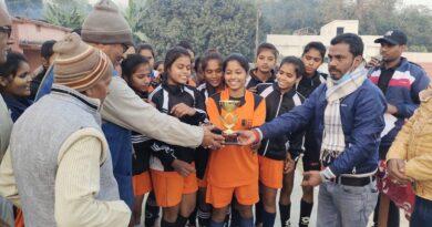 दलसिंहसराय ने विद्यापतिनगर को 1-0 से हराया, सामाजिक सद्भाव व समरसता के लिए खेल जरूरी समस्तीपुर Town