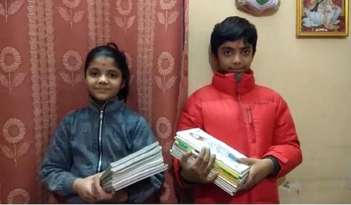 राजस्थान के दो छोटे बच्चों ने किया कमाल, लॉकडाउन में 2100 पेज में लिख डाली पूरी रामायण समस्तीपुर Town
