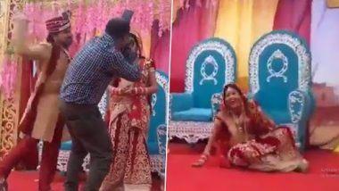 दूल्हे ने कैमरामैन को मारा चाटा तो स्टेज पर लोटपोट हुई दुल्हन, कुछ और ही है वायरल वीडियो का सच समस्तीपुर Town