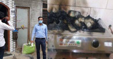 दरवाजे पर छापेमारी को खड़ी थी एंटी करप्शन ब्यूरो की टीम, अंदर तहसीलदार ने चूल्हे पर जला दिए 20 लाख रुपये समस्तीपुर Town