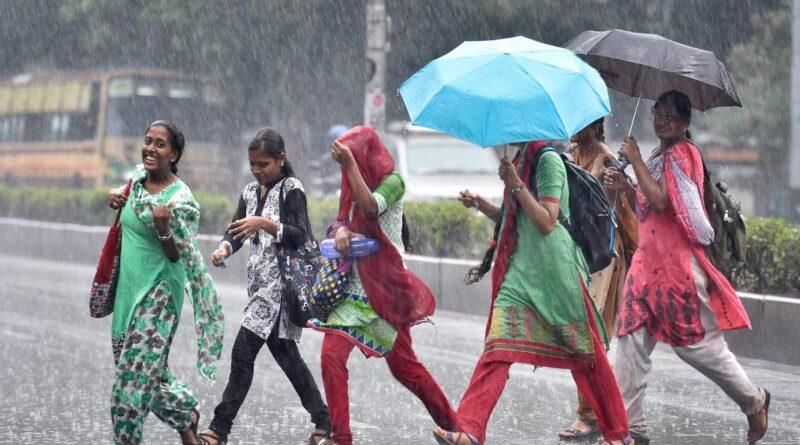 4 जुलाई तक अच्छी बारिश की संभावना नहीं, कमजोर पड़ा मानसून समस्तीपुर Town