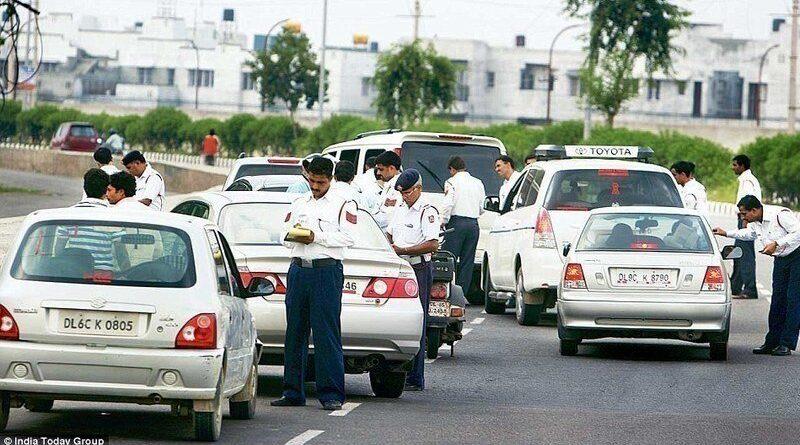यूपी: कार का कागज मांगा तो ड्राइवर ने ट्रैफिक पुलिस का अपहरण कर लिया, आगे जंगल में ले जाकर फेंका समस्तीपुर Town