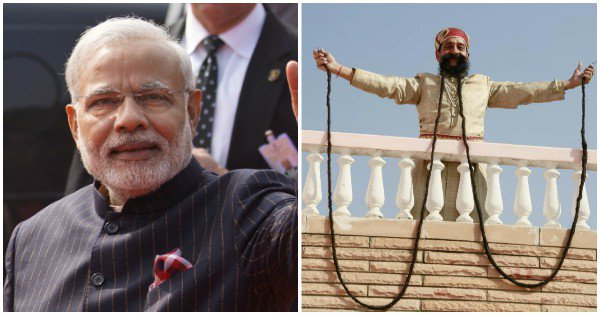PM मोदी समेत कई भारतीयों के नाम दर्ज हैं ये मजेदार 10 गिनीज बुक ऑफ वर्ल्ड रिकॉर्ड समस्तीपुर Town