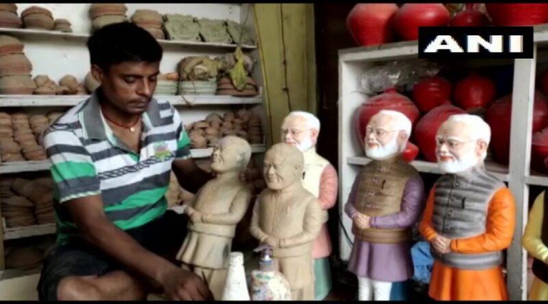 मोदी गुल्लक बनाकर देशभर में चर्चे में आए बिहार के मूर्तिकार, 1 लाख रुपये जमा किये जा सकते हैं समस्तीपुर Town