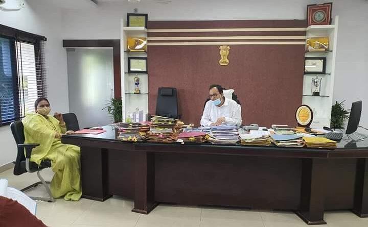 कलेक्ट्रेट में उर्वरक निगरानी समिति की बैठक, डीएम ने कहा- लाइसेंस रहने के बाद भी दुकान बंद रखने वाले दुकानदारों का लाइसेंस होगा रद्द समस्तीपुर Town