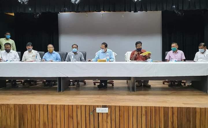 DM की अध्यक्षता में कृषि टास्क फोर्स की बैठक आयोजित, जिला कृषि पदाधिकारी को दिया गया विभिन्न निर्देश समस्तीपुर Town