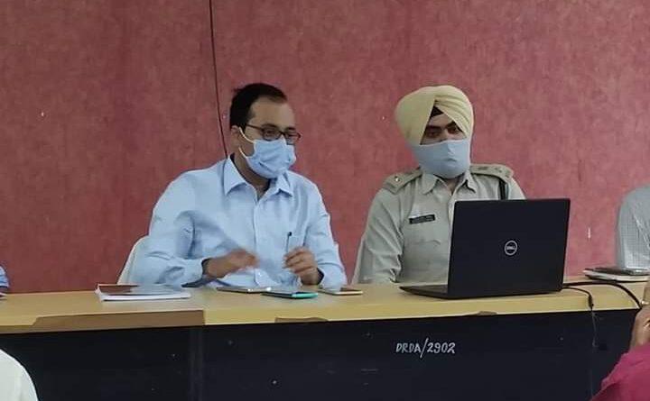 बकरीद एवं श्रावणी मेला को लेकर डीएम ने जनप्रतिनिधियों के साथ की बैठक, जिला स्तर पर कंट्रोल रूम की हुई व्यवस्था समस्तीपुर Town