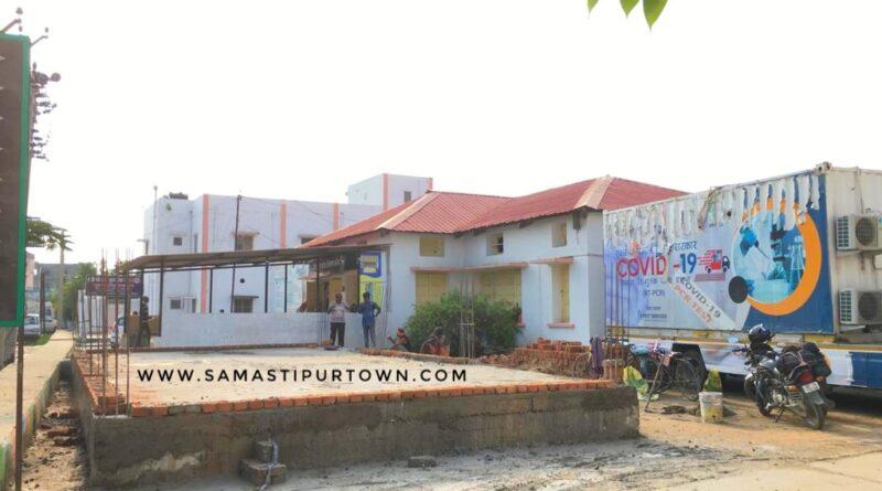 तीसरी लहर की तैयारी में लापरवाही : इसी महीने तैयार होना था समस्तीपुर सदर अस्पताल का ऑक्सीजन प्लांट, अब तक बेस भी नहीं बना समस्तीपुर Town