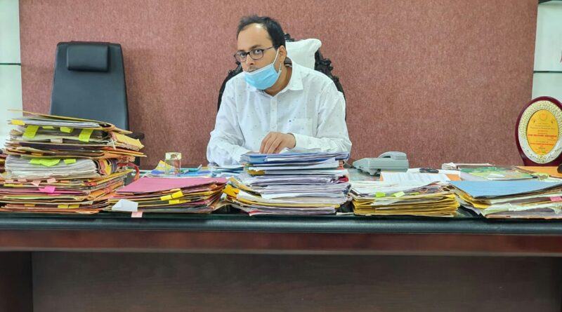 कोरोना की तीसरी लहर को लेकर समस्तीपुर में 500 बच्चों के लिए दवा व ऑक्सीजन मास्क रेडी टू यूज स्थिति में रखने का DM ने दिया आदेश समस्तीपुर Town