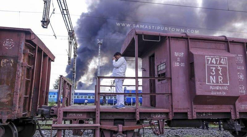 समस्तीपुर रेलवे यांत्रिक कारखाना में अब माल ट्रेन की गार्ड बोगी का भी होगा निर्माण, मंत्रालय ने दी स्वीकृति समस्तीपुर Town