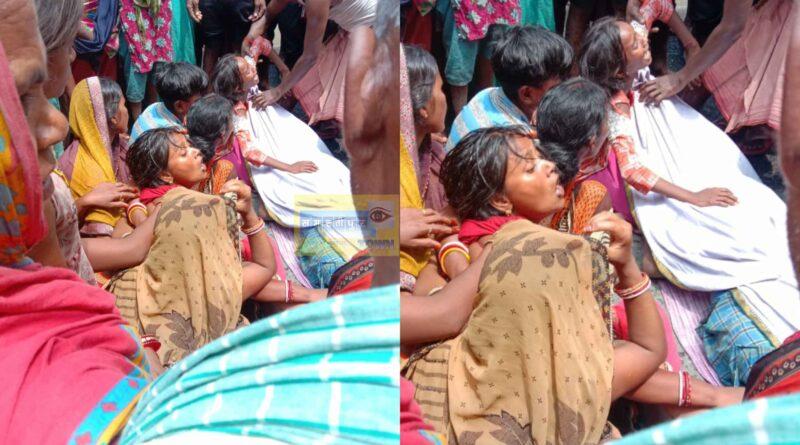 पानी भरे गड्ढे में डूबने से युवक की मौत, ग्रामीणों ने ताजपुर-महुआ रोड को किया जाम समस्तीपुर Town