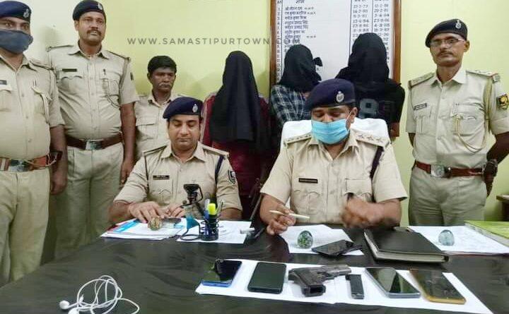 बड़ी खबर : मुसरीघरारी में हुए उपमुखिया शशिनाथ झा की हत्या मामले का पुलिस ने किया खुलासा, जानें क्यों की गई थी हत्या और किसने की थी हत्या... समस्तीपुर Town