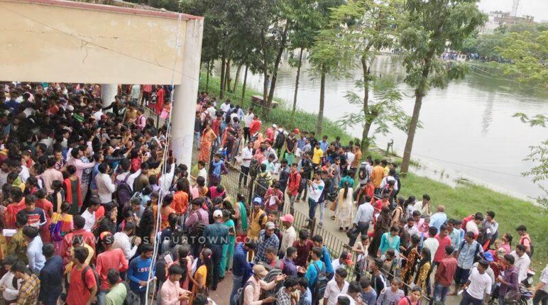 समस्तीपुर में छात्रों द्वारा कोरोना गाइडलाइन का नहीं हो रहा पालन, बिना मास्क के पहुंच रहे परीक्षार्थी समस्तीपुर Town