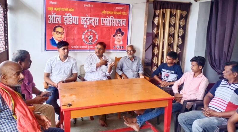 पूसा पहुंचे धीरेन्द्र झा ने कहा- देश में बेरोजगारी चरम पर, केन्द्र सरकार संवेदनहीन समस्तीपुर Town