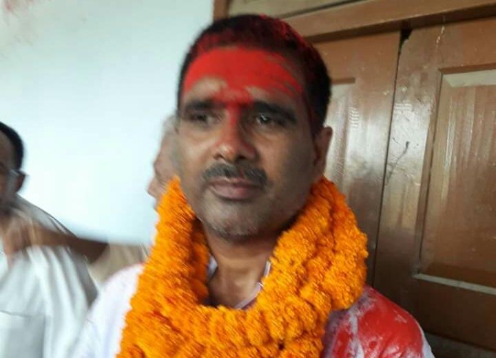 शिक्षक प्रतिनिधि सदस्य के रूप चुनें गए डॉ. विपिन कुमार झा समस्तीपुर Town