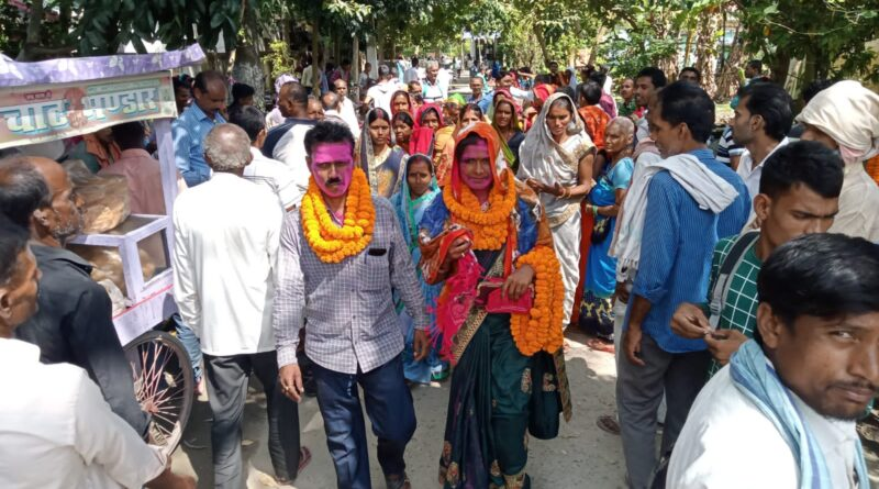 पंचायत चुनाव लेकर सरगर्मी तेज, समस्तीपुर प्रखंड में गांव की सरकार बनाने के लिए महिलाएं ज्यादा उत्साहित समस्तीपुर Town