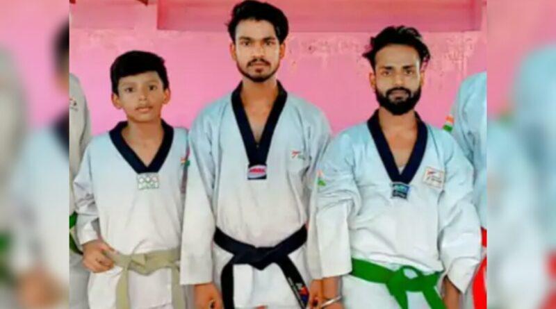 इंडो-नेपाल शांति ताइक्वांडो प्रतियोगिता में दलसिंहसराय के 5 खिलाड़ियों का चयन समस्तीपुर Town