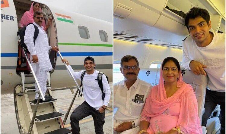 नीरज चोपड़ा का एक और सपना हुआ पूरा, पहली बार माता-पिता को फ्लाइट में बिठाया, लिखी दिल छूने वाली बात समस्तीपुर Town