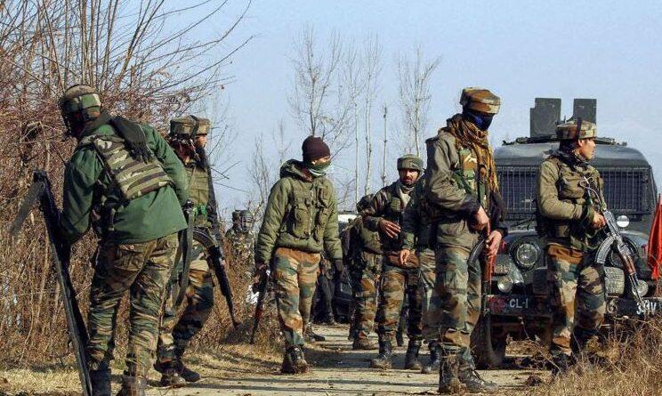 कश्मीर में बिहारी मजदूर की हत्या करने वाले आतंकवादी का सेना ने किया एनकाउंटर समस्तीपुर Town
