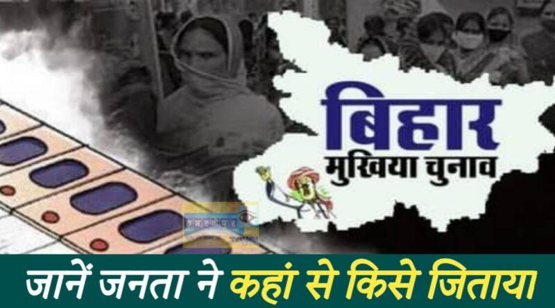 LIVE UPDATE : जाने अब तक मुखिया पद पर कौन कहाँ से जीता, मतगणना को लेकर समर्थकों में भारी उत्सुकता समस्तीपुर Town
