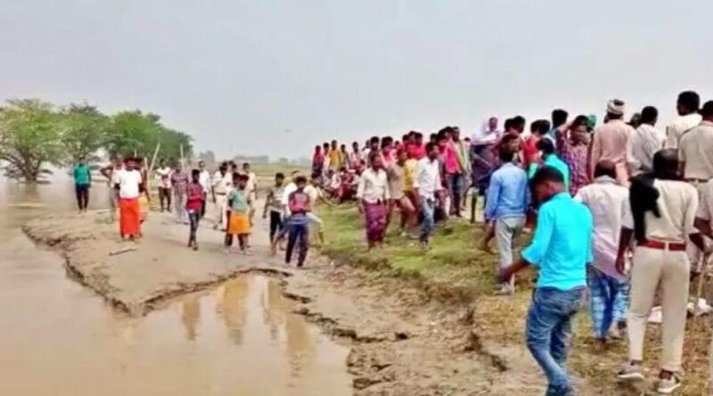 कुशेश्वरस्थान में बड़ा नाव हादसा: 6 लोग 4 बाइक के साथ डूबे, दो की दर्दनाक मौत समस्तीपुर Town