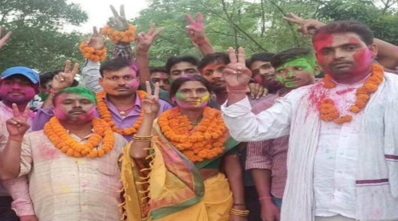 विभूतिपुर की सभी सीटों पर जिला परिषद के विजयी उम्मीदवारों की हुई घोषणा, यहां देखें... समस्तीपुर Town