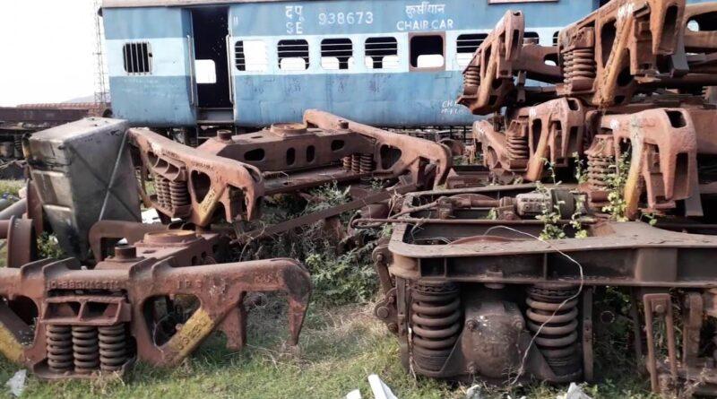 कबाड़ बेचकर रेलवे ने बनाए पैसे, समस्तीपुर मंडल ने 45 लाख के लक्ष्य में कमाया 20 करोड़ 60 लाख रुपये समस्तीपुर Town