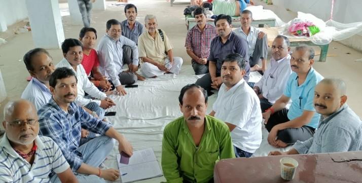 दलसिंहसराय : ठाकुर स्वर्णकार समाज के सदस्यों ने सरकार से आरक्षण देने की मांग की समस्तीपुर Town