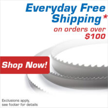 Everyday free shipping on orders over $100. Exclusions apply, see footer for details.