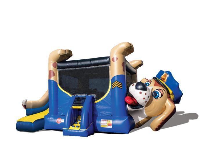 Police Dog Combo