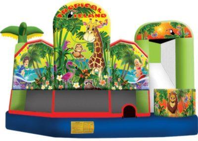 Tropical Island Combo