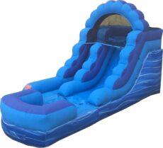 12' Blue Marble Slide