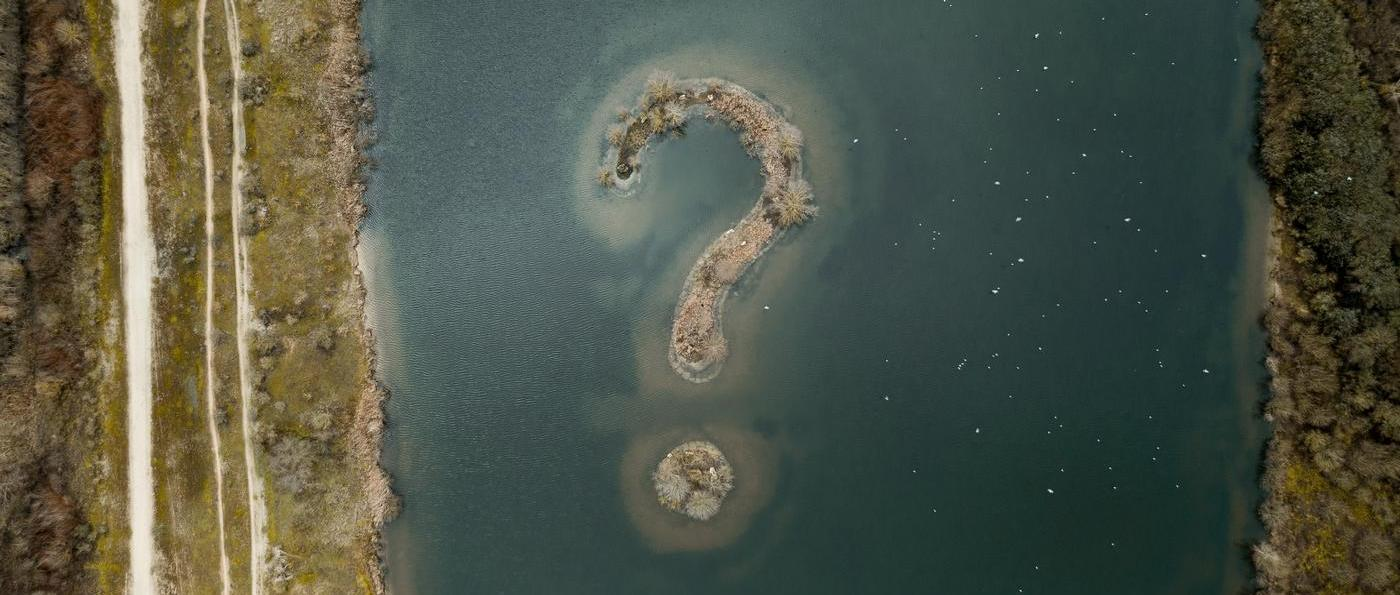 Question Mark Island