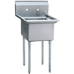Atosa MRSA-1-N Compartment Sink