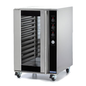 Heated Holding Proofing Cabinet, Mobile, Half-Height