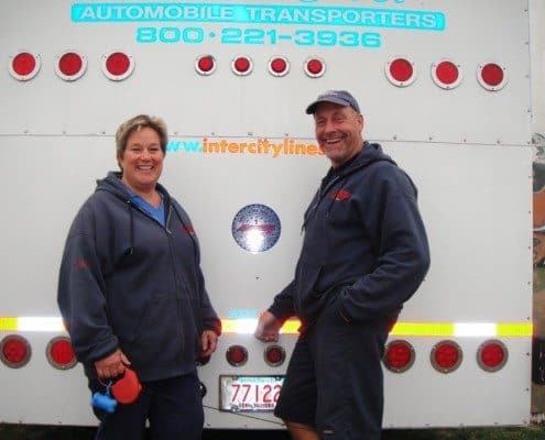 intercity lines Million Mile Truck Drivers