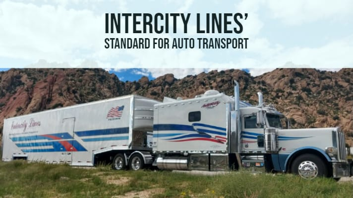 Intercity Lines' Standard for Auto Transport