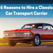 classic cars transport