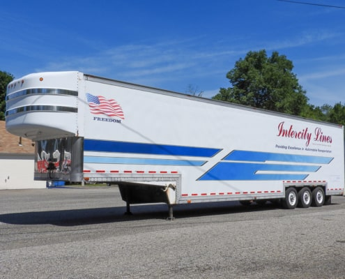 6 car dorsey trailer for sale