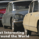 the most interesting cars around the world