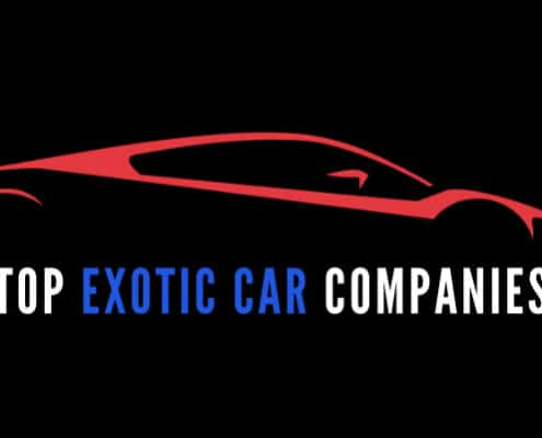 Top Exotic Car Companies