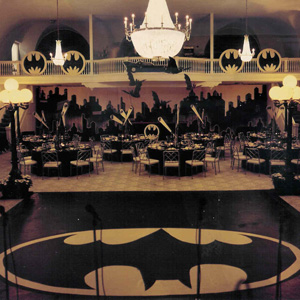 Batman Themed Party   The Event Group