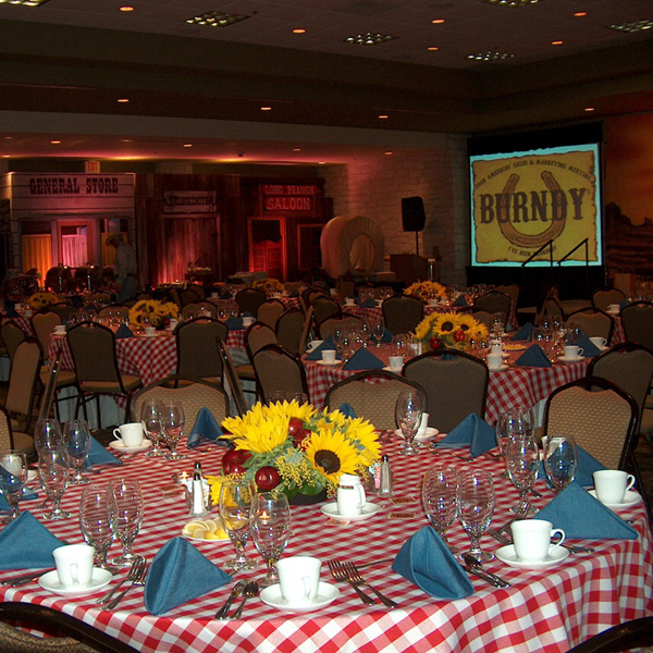 FCI Burndy 2008 Americas' Sales & Marketing Meeting | The Event Group