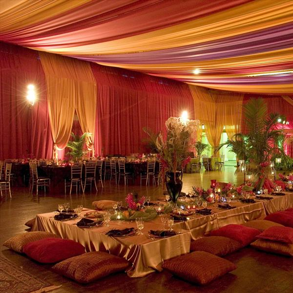 Persian Themed Party   The Event Group   Pittsburgh