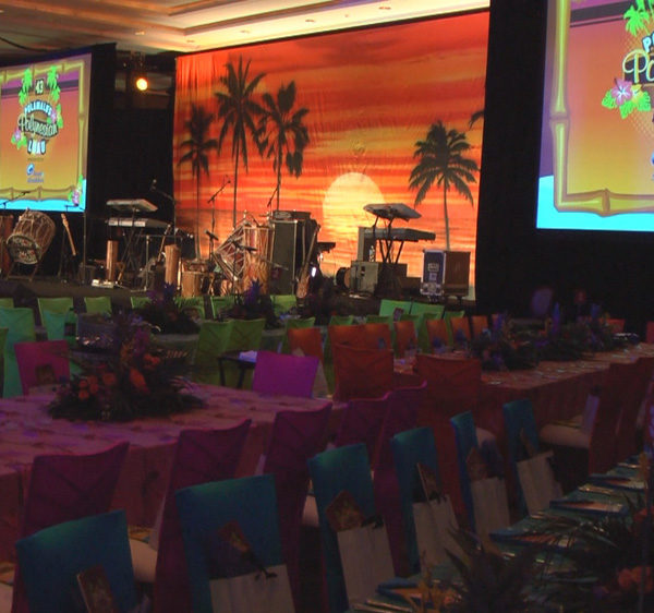 Polamalu's Polynesian Luau | The Event Group | Pittsburgh